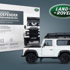 Land Rover Defender-julekalender