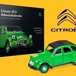Citroën 2CV Julekalender